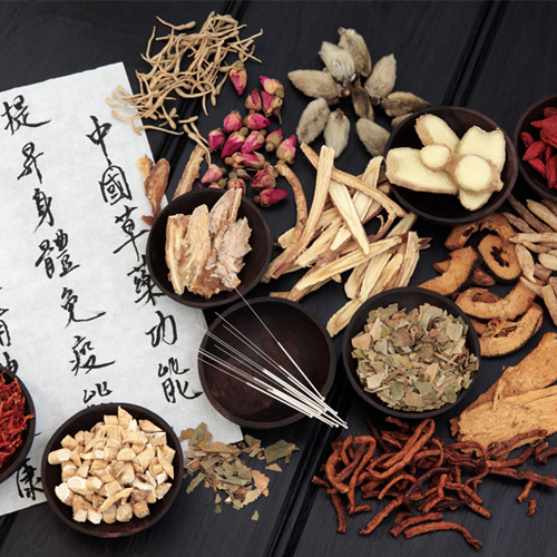 <strong>Herbal Medicine</strong>